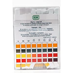 ColorpHast Test Strips (Box of 100): Ph Test Strips: Amazon.com