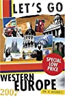 Let's Go 2007 Western Europe par Let's Go Inc