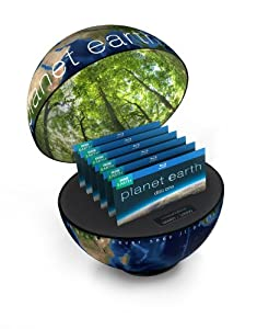 Planet Earth: Limited Edition [Blu-ray]
