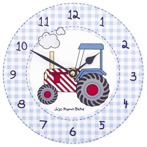 JoJo Maman Bebe Digger Clock - 1