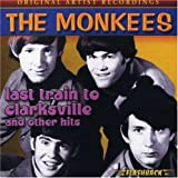 Disco de The Monkees - Last Train to Clarksville &amp; Other Hits (Anverso)