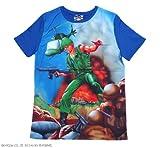 「カプコン アーケードキャビネット ーレトロゲームコレクションー」 × galaxxxyコラボ 戦場の狼Tシャツ