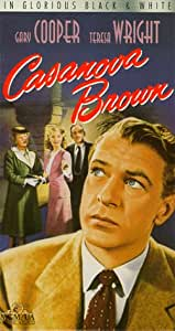 Amazon.com: Casanova Brown [VHS]: Gary Cooper, Teresa