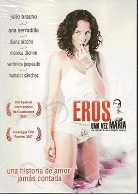 Eros Una Vez Maria [NTSC/REGION 4 DVD. Import-Latin America]