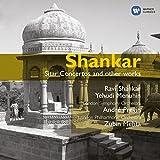 Ravi Shankar : Concertos pour Sitar et autres oeuvres