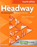 John Soars New Headway: Pre-Intermediate Fourth Edition: Workbook + iChecker with Key
