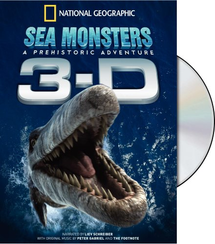 National Geographic - Sea Monsters 3-D