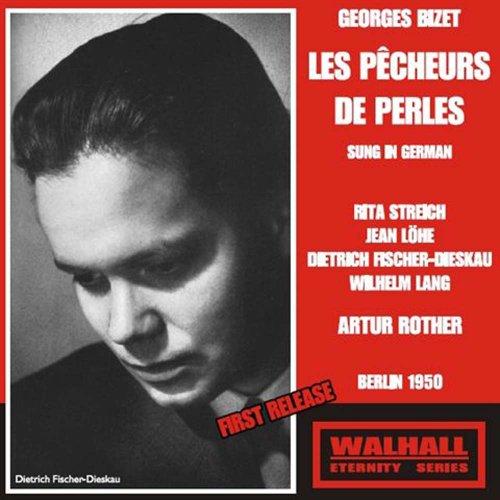 Les Pecheurs de Perles ( Streich) - Bizet - CD