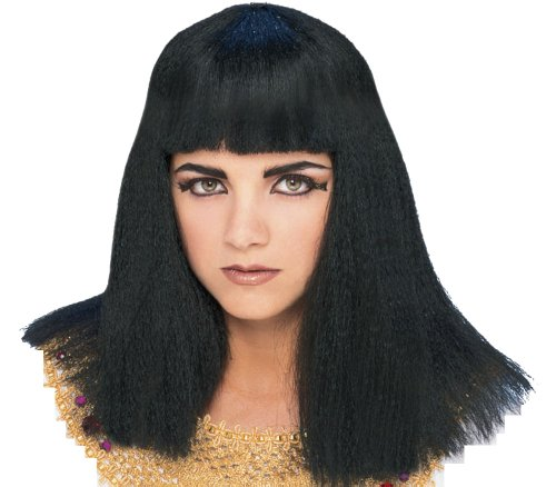 Rubie's Costume Characters Cleopatra Wig