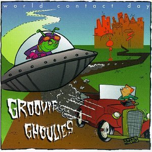 Groovie Ghoulies - World Contact Day - Amazon.com Music