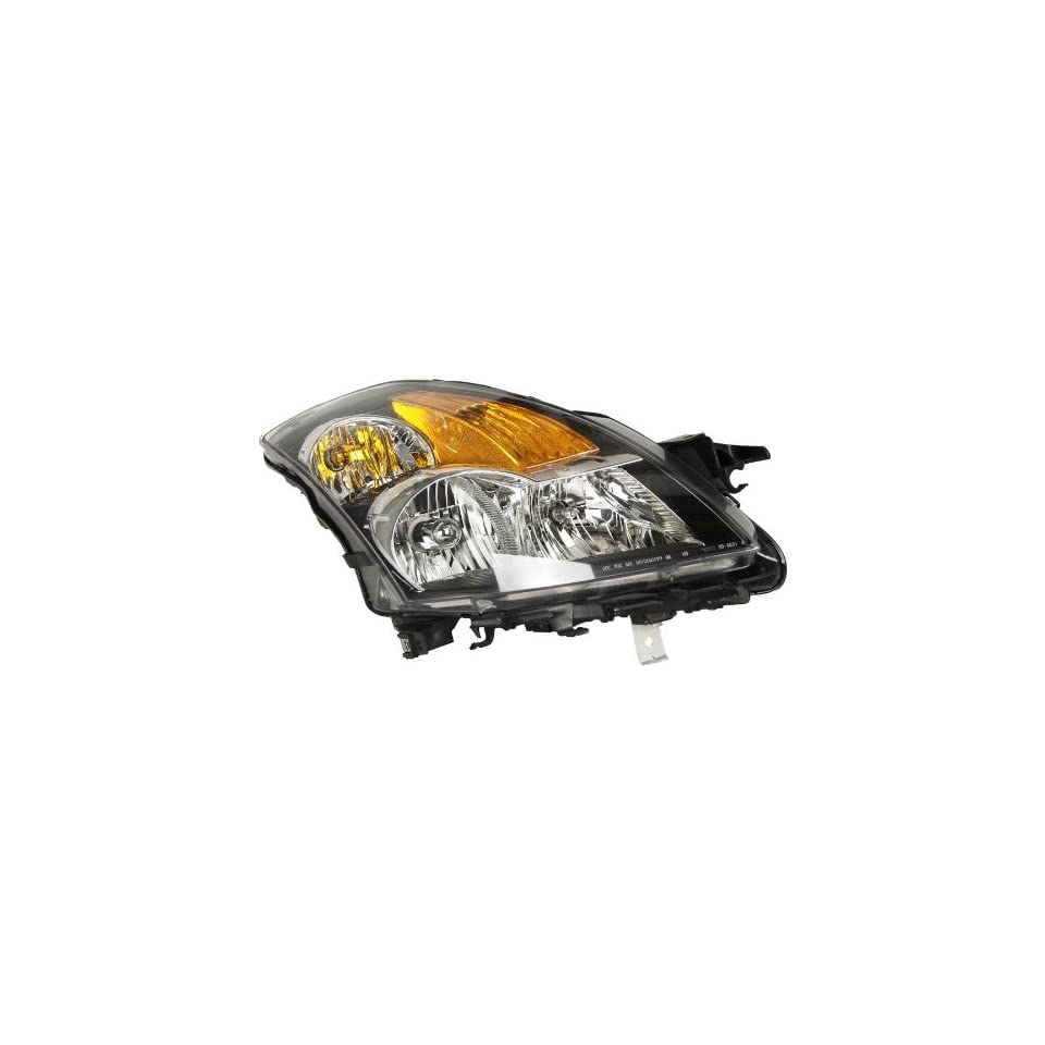OE Replacement Nissan/Datsun Altima Passenger Side Headlight Assembly Composite (Partslink Number NI2503167)