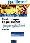 Electronique de puissance - 9e �ditio...
