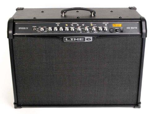 Ampli guitare line 6 spider iv 150
