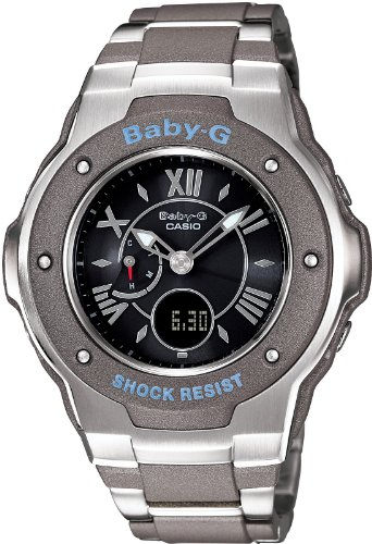 Casio Baby-G Tripper Series - Solar Multiband 6 Radio Controlled Women's Watch MSG-3200C-8BJF (Japan Import)