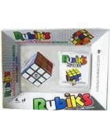 Rubik's - 0731 - Jeu D'action Et De Réflexe - Rubik's Cube 3x3 Advanced Rotation Avec Méthode