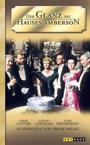 Der Glanz des Hauses Amberson [VHS]
