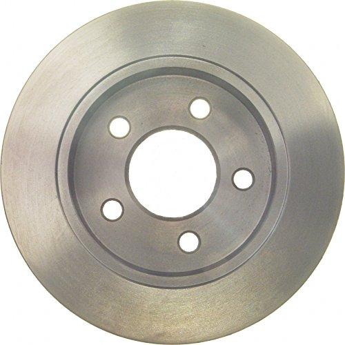 Disc Brake Rotor-Element3; Coated Rotor Rear Raybestos fits 03-04 Dodge Dakota