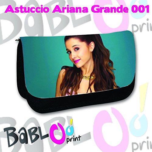AA - 001 Astuccio portapenne Ariana Grande