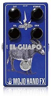 Mojo Hand Fx El Guapo クラシック〜ベルクロファズまで、多彩なファズをカバー モジョハンドエフェクツ エルグアポ