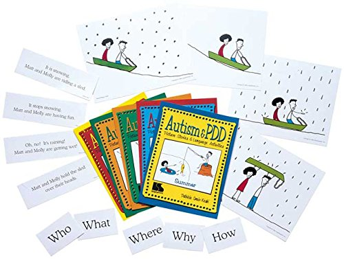 Autism & PDD Picture Stories and Language Activities 5-Program Set (Autism And Pdd Picture Stories compare prices)