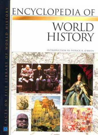 Encyclopedia of World History, PATRICK K. OBRIEN
