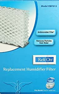 Replacement Humidifier Filter Model Rwf813