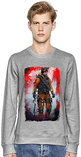 Tom Clancy's The Division Trooper Unisex Felpa XX-Large
