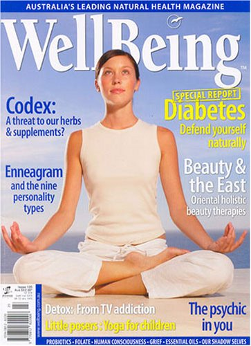 Best Price for WellBeing Magazine Subscription