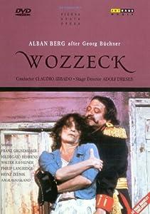 Alban Berg : Wozzeck (1987) [(+booklet)]
