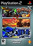 echange, troc Triple Pack : Jak 3 + Ratchet & Clank 3 + Sly Raccoon 2