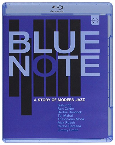 Blue Note: A Story of Modern Jazz [Blu-ray]