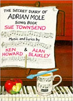 The diary of adrian mole book