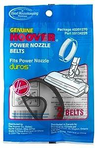Hoover Agitator Belt (2-Pack), 40201270