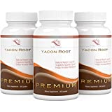 Yacon Root Extract Natural Weight Loss Supplement Lose Belly, Thigh And Butt Fat -1000mg Capsules -Look Good When The Lights Go Off-Pure Premium Fat Burning Diet Pill For Women And Men. As Seen On TV And The Peruvian Cleanse Diet. Safe And Effective For Quick Effective Natural Weight Loss. Made In The USA. Lose Fat Or Your Money Back!