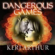 Dangerous Games: Riley Jenson, Guardian, Book 4 | Keri Arthur