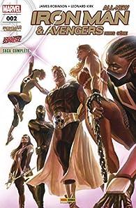 All-new iron man & avengers - HS, tome 2 par Frank Tieri