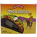 Bearitos Blue Corn Taco Shells, 12 Count (Pack of 12)
