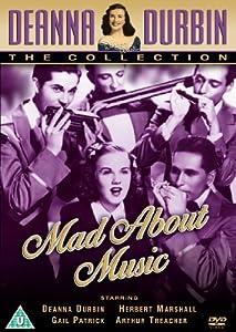 Deanna Durbin - Mad About Music [DVD]