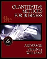 Quantitative Methods for Business with EasyQuant Tutor by Anderson