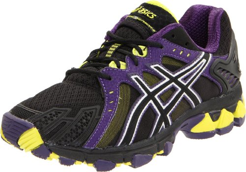 Images for ASICS Women's Gel-Trail Sensor 5 Running Shoe,Onyx/Black/Lime,7 M US