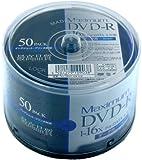 【Amazonの商品情報へ】MAXIMUM DVD-Rデータ用4.7GB MX DR47 16X 50P