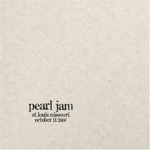 Pearl Jam 10/11/00 - St. Louis, Missouri