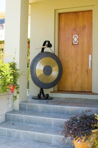 Gong Bullseye (Also called Chau or Tamtam) 40