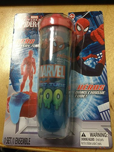 Ultimate Spider-Man: Hero in EVERY Tube