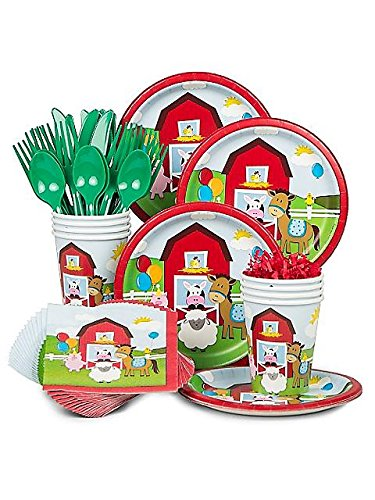 Farmhouse Standard Tableware Kit (Serves 8)