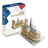 3D立体パズル ノートルダム大聖堂