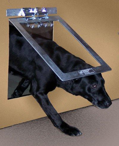 Heavy Duty Dog Door