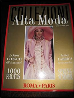 Collezioni Donna Alta Moda Haute Couture Spring Summer 33