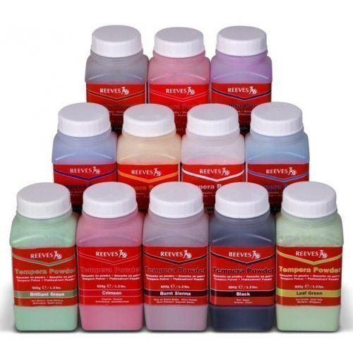 reeves-tempera-powder-paint-500g-tubs-purple