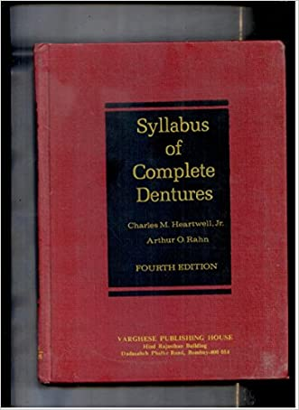 Syllabus of Complete Dentures